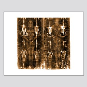 Shroud of Turin Small Poster
