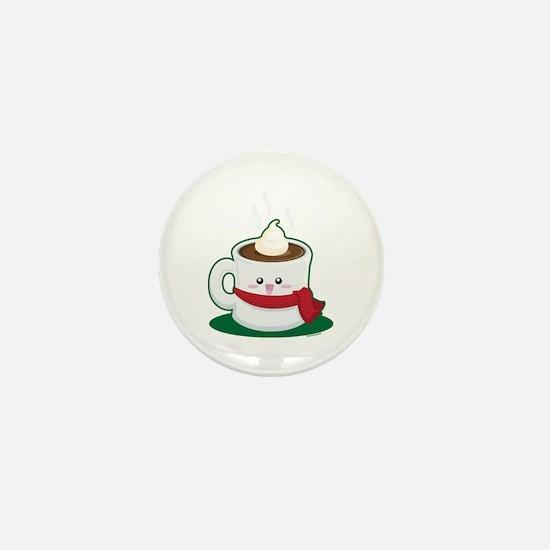 Hot Chocolate! Mini Button