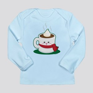 Hot Chocolate! Long Sleeve Infant T-Shirt
