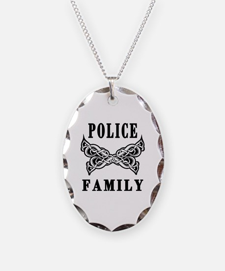 Police Family Necklace