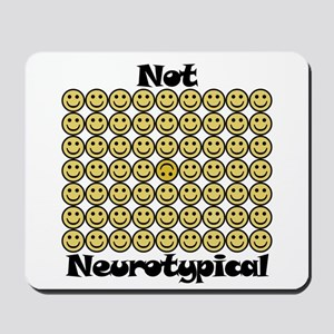 Not Neurotypical Mousepad