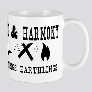 Peace and Harmony Mug