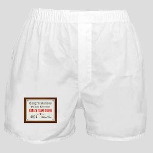 FINALLY GONE Boxer Shorts