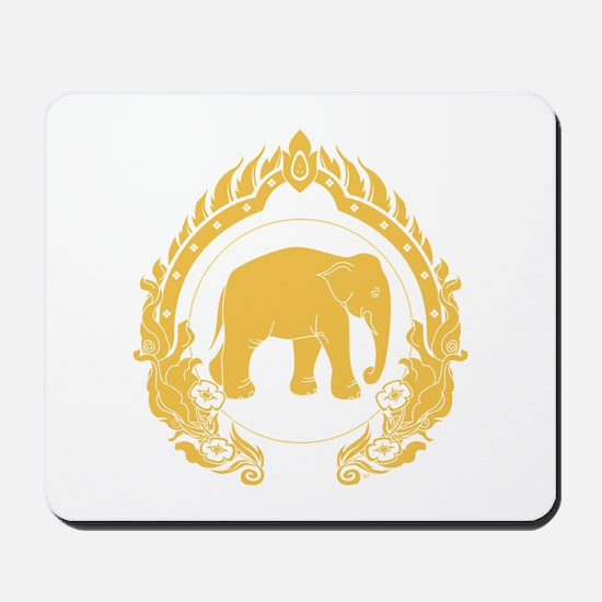 Thai Elephant Mousepad