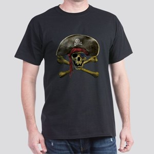 Captain Stink Eye Dark T-Shirt