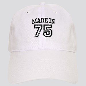 Made in 75 Cap