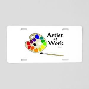 You Gotta Have ART Aluminum License Plate
