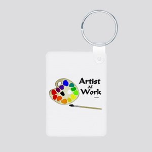 You Gotta Have ART Aluminum Photo Keychain