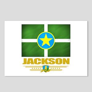 Jackson Pride Postcards (Package of 8)