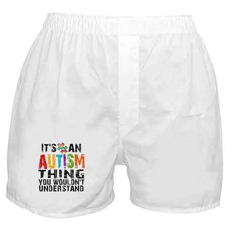 Autism Thing Boxer Shorts