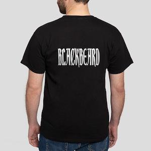 BLACKBEARD Dark T-Shirt