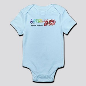 Road to Hana Infant Bodysuit