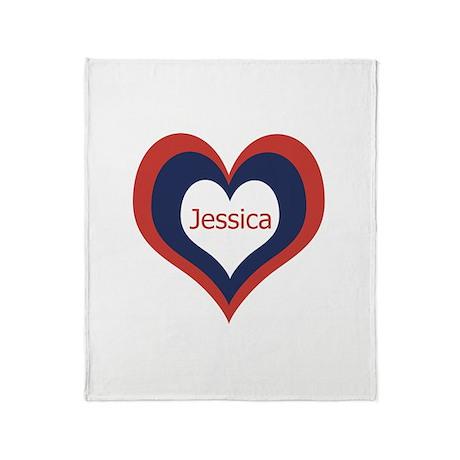 Jessica - Throw Blanket