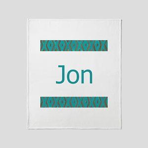 Jon - Throw Blanket