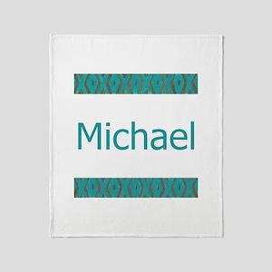 Michael - Throw Blanket