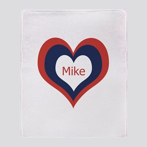 Mike - Throw Blanket