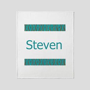 Steven - Throw Blanket