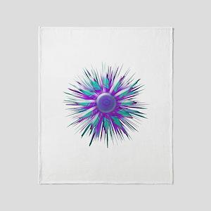 Optical Sun - Throw Blanket