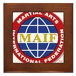 MAIF Framed Tile