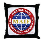MAIF Throw Pillow