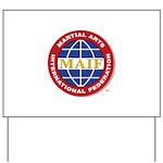 MAIF Yard Sign