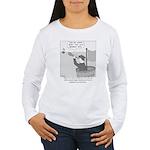 Telescope Women's Long Sleeve T-Shirt