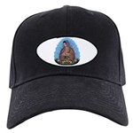 Lady of Guadalupe T5 Black Cap