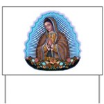 Lady of Guadalupe T5 Yard Sign