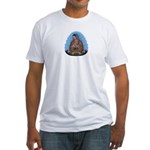 Lady of Guadalupe T5 Fitted T-Shirt