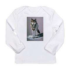 Animal Long Sleeve Infant T-Shirt