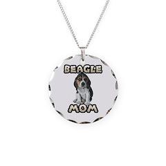 Beagle Mom Necklace