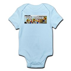 0530 - Perfect weather to ... Infant Bodysuit