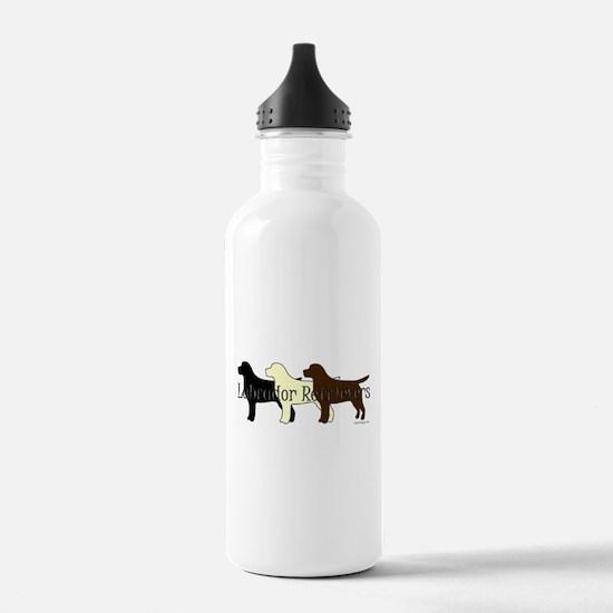Labrador Retrievers Water Bottle