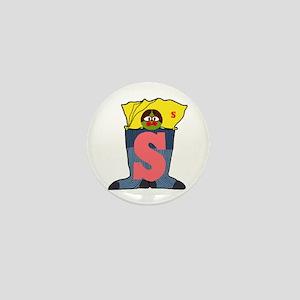 Mister S Mini Button