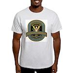Operation Counter Terrorism Ash Grey T-Shirt