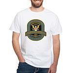 Operation Counter Terrorism White T-Shirt