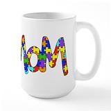 Autism Large Mugs (15 oz)