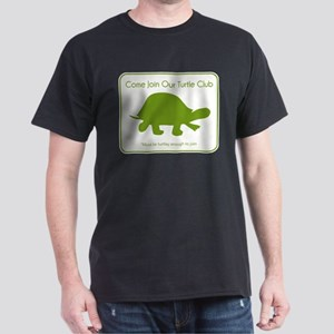 Turtle Club Dark T-Shirt