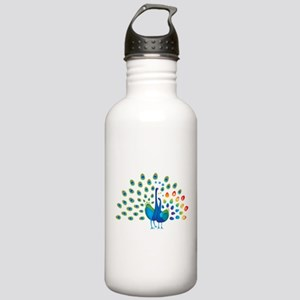 Autism peacocks Stainless Water Bottle 1.0L