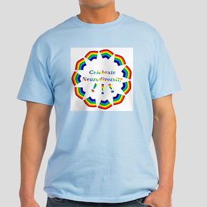 """Celebrate"" Light T-Shirt"