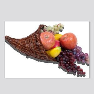 Cornucopia of Fruit Postcards (Package of 8)