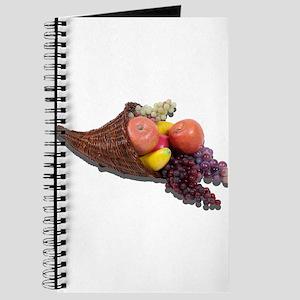Cornucopia of Fruit Journal