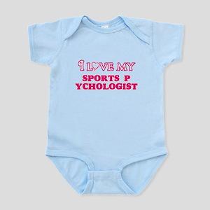 I love my Sports Psychologist Body Suit