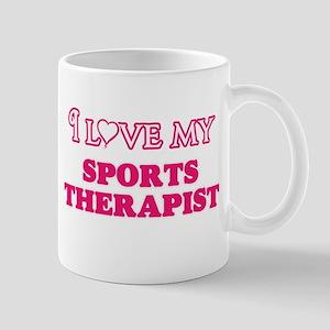 I love my Sports Therapist Mugs
