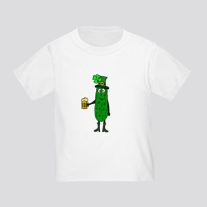 Pickle St. Patrick's Day T-Shirt