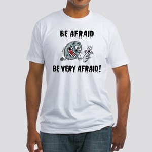 Funny Bowling Fitted T-Shirt
