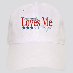 Somebody loves me in TX Cap