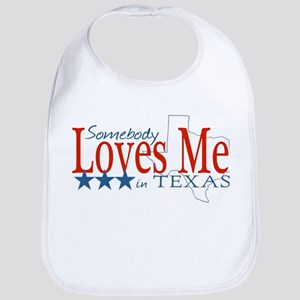 Somebody loves me in TX Bib