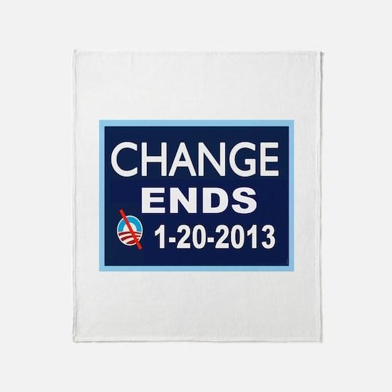 GOOD RIDDANCE Throw Blanket