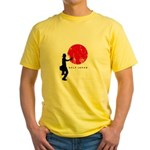 Help Japan Yellow T-Shirt